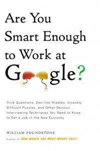 Image of Are You Smart Enough to Work at Google?